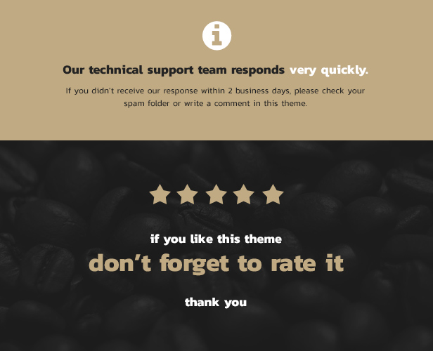 CoffeeKing - Coffee Shop & Drinks Online Store WordPress Theme - 4